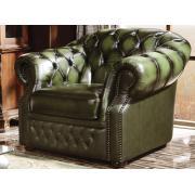 Кресло B-128 цвет зеленый