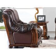 Кресло Castello коричневый