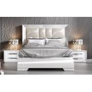 Кровать FRANCO CARMEN 1032 (180х200) белый