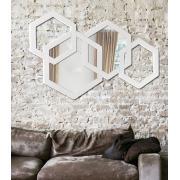 Зеркало Apotema Bianco арт. P4864