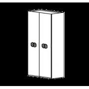Шкаф 2-х дверный Prestige арт. PRBUMAR02