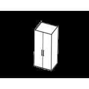 Шкаф 2-х дверный Medea арт. MEBVOAR02