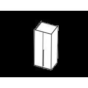 Шкаф 2-х дверный Perla арт. PLBWLAR02